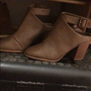 Charolette Russe Heeled Booties